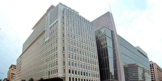 Le siège de la Banque mondiale à Washington, aux