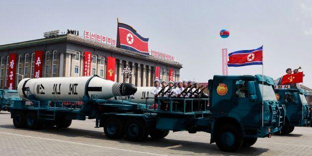 La Corée du Nord rate un nouveau tir de