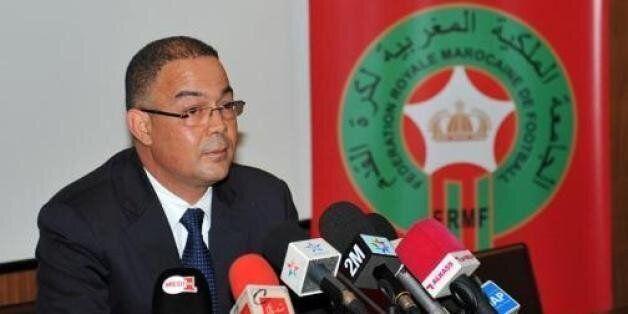 Fouzi Lekjaa, président de la