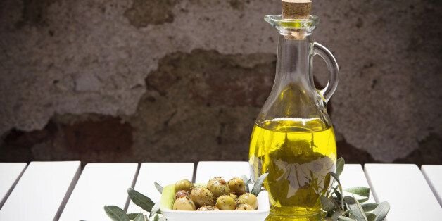 L'huile d'olive tunisienne