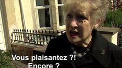 Cette vieille dame anglaise est exaspérée par l'annonce d'élections législatives anticipées par Theresa