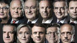 Présidentielle 2017: Voici les résultats des votes des Français du