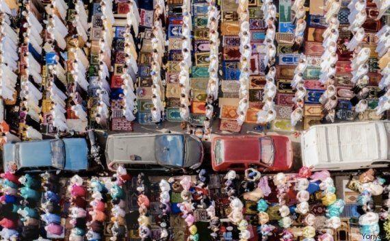 Le street-photographer Yoriyas sélectionné dans la New York Times