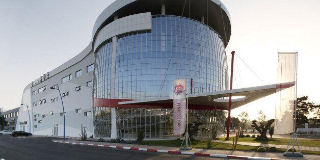 Le MotorVillage de FCA Morocco inauguré à