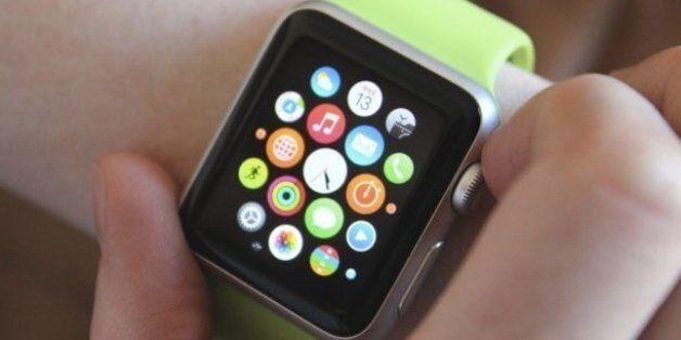Apple espère pouvoir intégrer un lecteur de glycémie à son Apple Watch avec une lumière infrarouge capable...