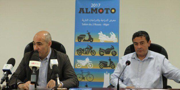 Le Salon des 2 roues d'Alger se tiendra à Riadh El Feth du 16 au 20 mai