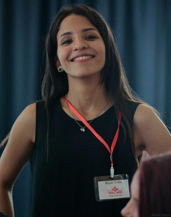 Aswat Nissa - Le pari réussi de Rihab Trilla: Convaincre sa famille avant de convaincre son