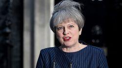 Theresa May lance un appel surprise pour des élections législatives anticipées en