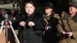 Au lendemain d'un défilé militaire géant, la Corée du Nord rate un essai de