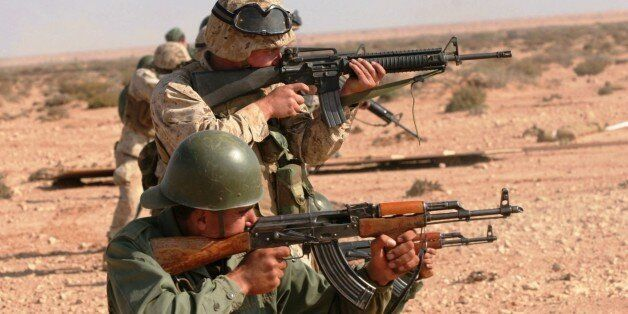 Le Maroc 57e puissance militaire dans le