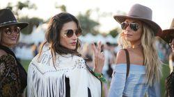 Coachella: les looks les plus cool des