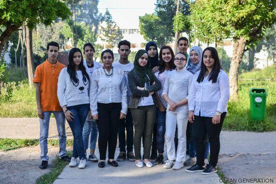Des lycéens de Casablanca veulent introduire le tri sélectif dans les