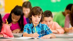 La demi-feuille de présentation à l'école: Une pratique qui accentue les troubles des enfants