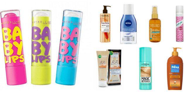 Top 10 des produits de beauté à shopper en grande