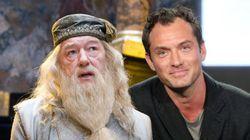 Jude Law jouera Dumbledore dans