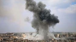 Syrie: HRW critique un raid américain sur une mosquée qui a fait une cinquantaine de