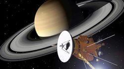 Une sonde détecte des conditions propices à la vie sur une lune de