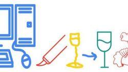 Avec AutoDraw, Google métamorphose vos gribouillis en beaux