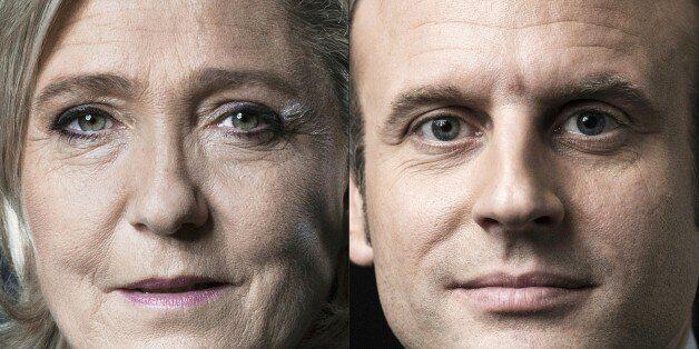 Résultats du 1er tour de la présidentielle 2017: Macron et Marine Le Pen qualifiés pour le second