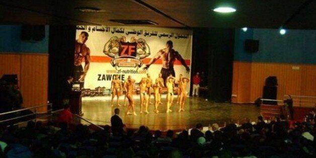 Plus 80 bodybuilders participent aux championnats méditerranéen et d'Afrique à