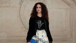 L'actrice franco-marocaine Oulaya Amamra prochainement à l'affiche d'un film avec Isabelle