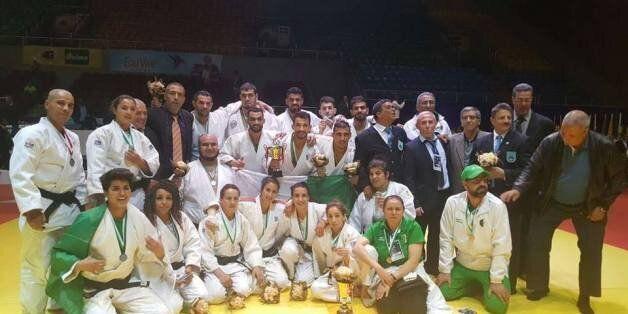 L'Algérie remporte les Championnats d'Afrique de
