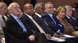 Bien entouré à Marrakech, le milliardaire Mo Ibrahim fête les 10 ans de sa