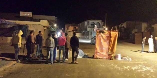 Tataouine: Routes coupées et ville paralysée, de jeunes chômeurs réclament un