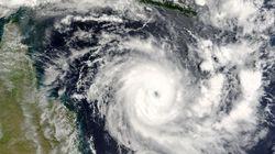 L'Australie se prépare à affronter un cyclone