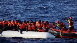 Sauvetage de 100 immigrés en provenance du Maroc en