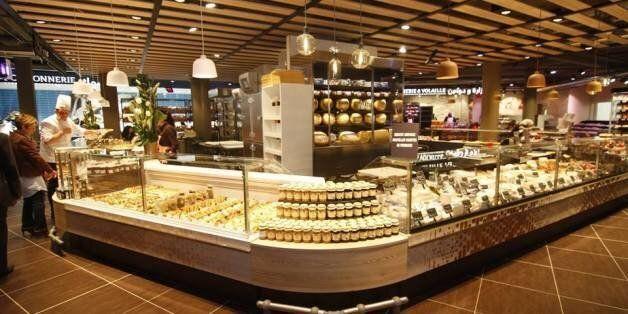 Carrefour Gourmet, une nouvelle idée du