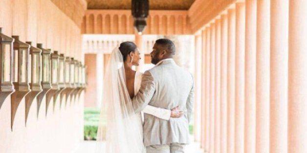 L'ancienne Miss Monde Agbani Darego se marie à