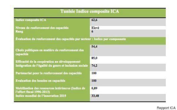 Indice de capacités en Afrique: La Tunisie parmi les 9 pays africains ayant une capacité élevée de