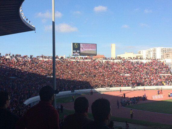 À Casablanca, plusieurs failles lors de la réouverture du stade Mohammed V