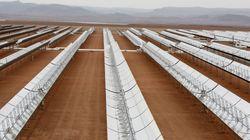 Dernière ligne droite pour le complexe solaire Noor de