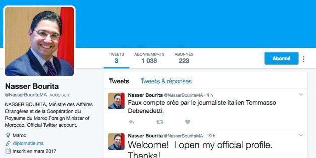 Le spécialiste du canular sur Twitter s'en est encore pris au gouvernement