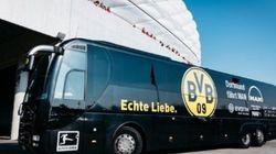 Explosions sur le trajet du bus de Dortmund avant son match face à