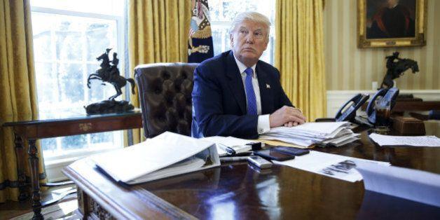 Parmi les options militaires proposées par ses conseillers, Trump a choisi la plus