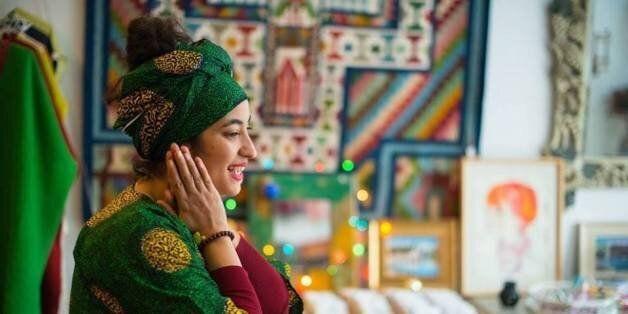 À la rencontre de Nesrine Mak: Une jeune créatrice à l'inspiration
