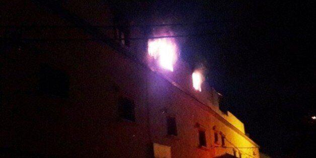 Trois élèves meurent dans l'incendie d'une école près de Sidi