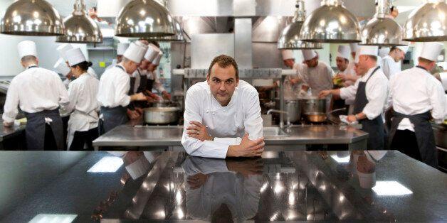 Le chef du Eleven Madison Park, Daniel Humm, dirige le meilleur restaurant du monde