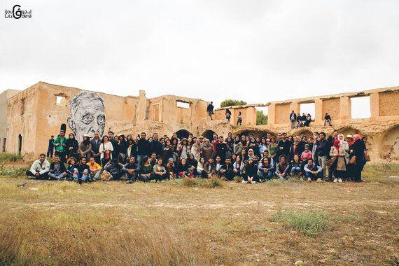 ''Ijou_gdena'': La jeunesse de Djerba marche pour la promotion du Tourisme