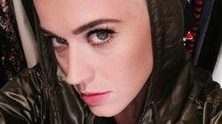 Katy Perry a les cheveux (encore) plus
