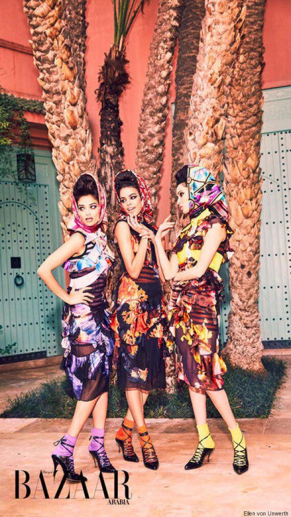 Harper's Bazaar Arabia fête ses dix ans à Marrakech