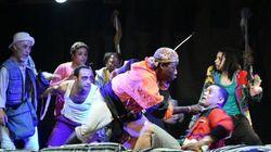 Festival international de théâtre de Charm el Cheikh: Le sacre du