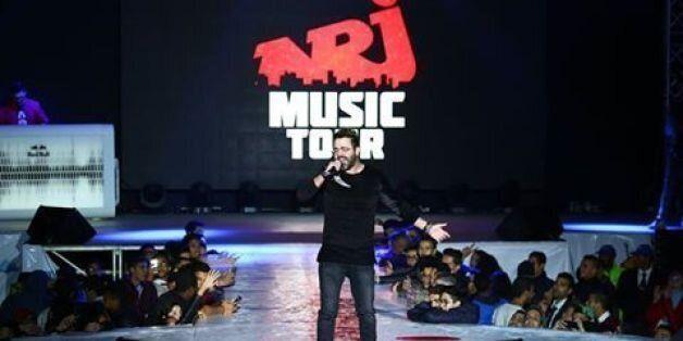 Le concert de lancement de NRJ au Maroc