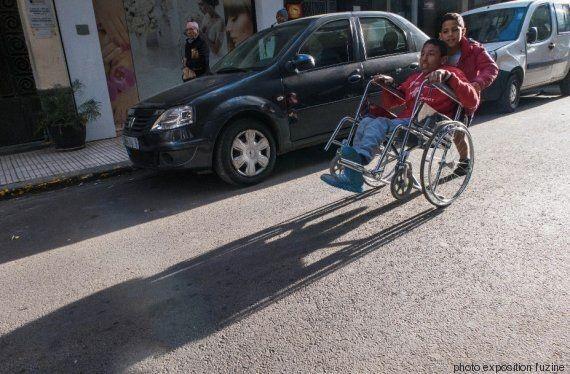 8 photographes en herbe exposent les rues de Casablanca à