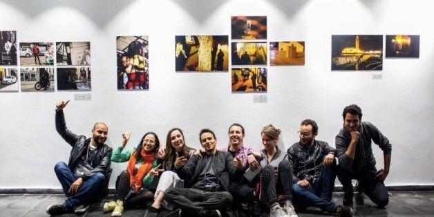 Huit artistes exposent leur street-photographie à
