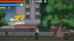 Jean-Luc Mélenchon héros du jeu vidéo