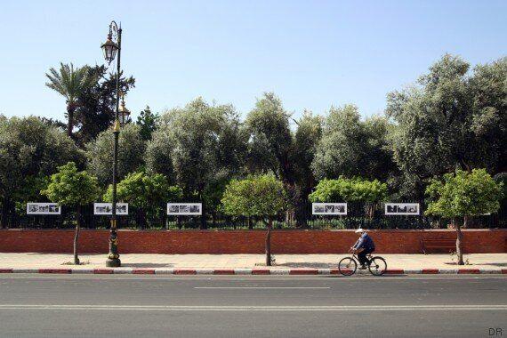 À Marrakech, une expo photo en plein air pour démocratiser la